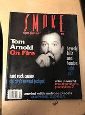 Smoke Magazine Spring 1996 Tom Arnold