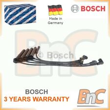 GENUINE BOSCH HEAVY DUTY IGNITION CABLE KIT MG ROVER
