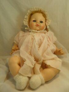 "Madame Alexander 1965 Vintage ""Pussycat"" Doll 24"" Vintage Toys Used"