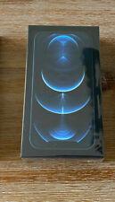 Apple iPhone 12 Pro - 256GB - Pacific Blue (Unlocked) -Sealed