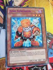 Junk Synchron dl12-en010 **PURPLE** Rare (MINT) Yu-Gi-Oh Card!