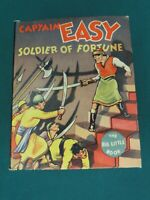 THE BIG LITTLE BOOK - CAPTAIN EASY SOLDIER OF FORTUNE #1128 - 1934 - HIGH GRADE!