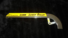 Schwinn Stingray Krate Chainguard Lemon Peeler