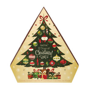 Cosmetic Advent Calendar 12 Days of Christmas XMAS Tree Calendar