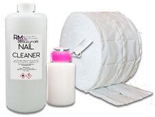1000ml Nagel Cleaner Set Entfetter - 500 Zelletten - Dispender Pumpflasche