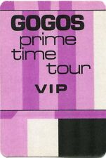 GOGOS 1984 Prime Time Tour Backstage Pass!!! Otto