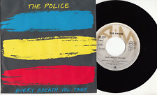 THE POLICE - EVERY BREATH YOU TAKE - HOLLAND IMPORT 45 WPS
