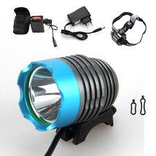 2500Lm CREE XM-L T6 LED Recargable frente bicicleta Luz bici lámpara  linterna