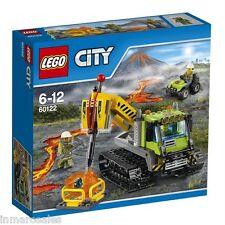 Lego 60122 Volcán: Robot de búsqueda