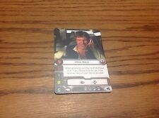 Star Wars X-Wing Miniatures Game  FFG - Han Solo Game Night Promo Card Alt Art