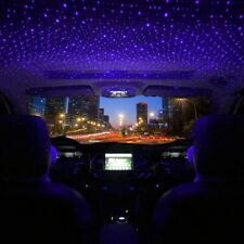 Car Roof Star Night Lights Galaxy Interior auto decorative LED Laser projectors