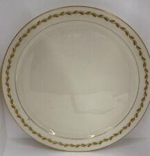 "Lenox GOLDEN WREATH 12.5"" Round Serving Platter"