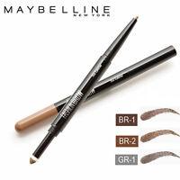 [MAYBELLINE NEW YORK] Fashion Brow Duo Shaper Gel Eyebrow Pencil and Powder 0.6g