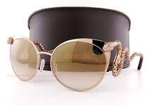 Brand New Roberto Cavalli Sunglasses RC 890S 34F Shiny Bronze/Brown For Women