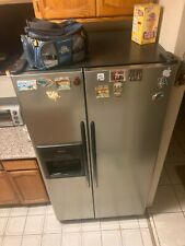 KitchenAid Side by Side Freestanding Refridgerator Ksrx25Fnst01