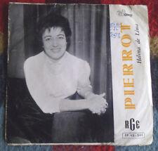 HELENA DE LIMA Pierrot URUGUAY ONLY COVER EP Pedro das Flores SAMBA BOSSA BRAZIL