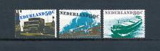 Netherlands  602-4 MNH, Transportation, 1980