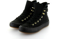 Converse CT AS Hi All Black WP Boot Suede Counter Climate Limited Gr. 37,5 / 38