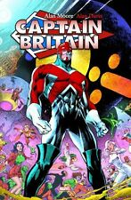 Marvel Exclusive 78 HC capitaine Britain allemand Alan Moore from Hell LIMOUSINE LUXE