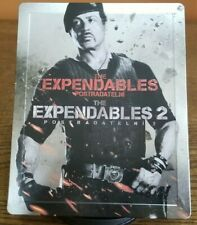 The Expendables 1 & 2 FAC FilmArena Limited Collector's Blu-ray Steelbook