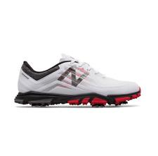 New Balance Golf Minimus Tour NBG1007WB White/Red/Black - Sizes 7.5W-14W