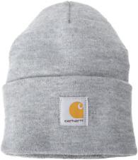 Carhartt Watch Hat Bonnet de travail, Moyen, Gris clair