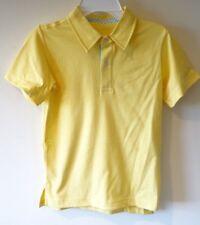 NIP ~ Kelly's Kids Connor Yellow Polo Shirt Boy's Sz 14-16 Year