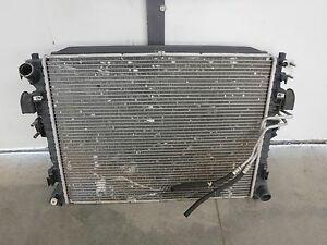 Ford Radiator and AC Condenser BW7Z-19712A Crown Victoria Lincoln Town Car