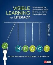 Corwin Literacy: Visible Learning for Literacy, Grades K-12 : Implementing...