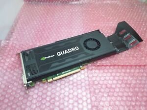 NVIDIA Quadro K4000 3GB GDDR5 PCI-E Video Graphics Card Dell 0D5R4G D5R4G