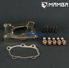 MAMBA VW GOLF 6 EA888 Turbo Flange Garrett GT28R 5 Bolt to Factory dump pipe