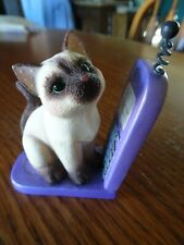 2002 Enesco Calico Kittens #104074 You Can Always Call on Me C0/526