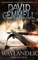 Waylander (The Drenai) by David Gemmell   Paperback Book   9780356501390   NEW