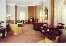 LIVING ROOM OF PRESIDENTIAL SUITE, CONGRESS HOTEL, CHICAGO. An Albert Pick Hotel
