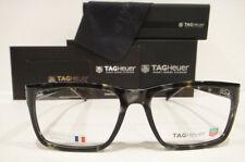 Tag Heuer 0536 Eyeglasses 536 Phantom Frames 002 Black Marble Authentic New