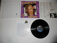Culture Club Kissing to be Clever 1982 1st Sterling Press EXC Ultrasonic CLEAN