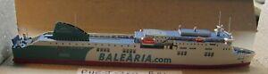 RHJ-260 Borja Dos (BAL) 2007 Spanish Ferry by Rhenania Junior 1/1250 Scale