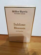 Miller Harris Sublime Blossom Perfume 100ml Orange Flower EDP Delicate Exuberant