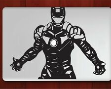 "Iron Man V3 Decal Sticker Skin for Apple MacBook Pro Air Mac 13"" 15"" 17"" inch"