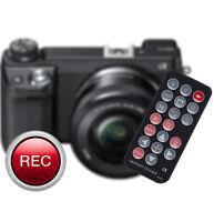 15M Remote Control Sony A6500 A6300 A7 A7R A7S II NEX 6 A77 RMT-DSLR2 VIDEO REC