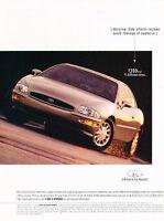 Vintage Advertisement Ad A36-B 2007 Buick Lucerne SEMA CXX VIP CST
