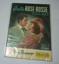 FOTOROMANZO FILMS-ROMANZO n 25 ( '55 ) retrocopertina con GIROTTI, ROSSI DRAGO