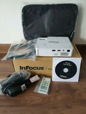 *New & Boxed* InFocus IN1124 DLP Portable LED Projector - Home or Outdoor Cinema