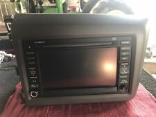 OEM Equipped Honda Civic Touch Screen Sterio