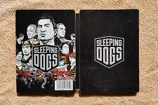 Steelbook Sleeping Dogs G1 / envoi gratuit, protégé