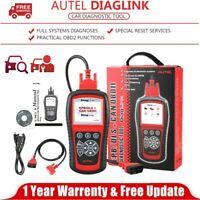 Autel Diaglink Car Auto Fault Code Reader Tool OBD2 EOBD OBDII Car Engine ABS