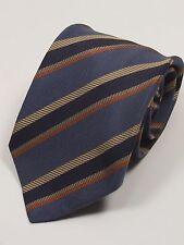 ALTEA men neck tie in a diagonal pattern all silk
