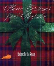 Merry Christmas from Kentucky : Recipes for the Season by Michelle Stone (CS62)