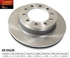 Disc Brake Rotor-Harley-Davidson Edition Front Best Brake GP54128