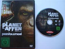 PLANET DER AFFEN - PREVOLUTION  __  James Franco  __    DVD FSK 12